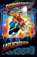 "The Last Action Hero ( 11"" x 17"" ) Movie Collector's Poster Print - B2G1F"