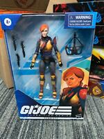 GI JOE classified SCARLETT 05 in stock DENTS/DINGS TO BOXES