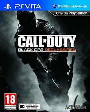 Call of Duty - Black Ops Declassified PS Vita For PAL PS Vita (New & Sealed)