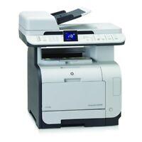 Imprimante Multifonctions HP Color LaserJet CM2320nf laser couleur 4-en-1