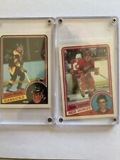 1984-85 O-Pee-Chee (OPC) Hockey Card Set Mint Condition (Yzerman and Neely)
