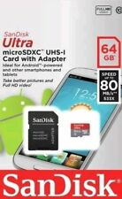 SanDisk Ultra 64GB, Class 10 20MB/S SDXC SD Memory Card