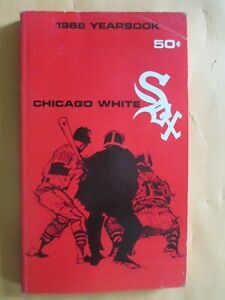 Chicago White Sox 1968 Yearbook