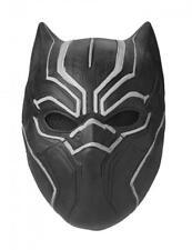 Máscara De Pantera NEGRA MARVEL Superhéroe juegos con disfraces Fiesta de Látex Máscara Halloween