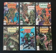 DC Comics Books Swamp Thing No 46 47 48 49 53 & 50th Anniversary Issue