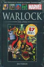 OFFIZIELLE MARVEL COMIC SAMMLUNG 87 (C 33) WARLOCK 2 Starlin HACHETTE COLLECTION