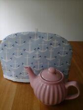 Tea cosy, tea pot cosy, two cup tea cosy, tea cosies, handmade, nautical