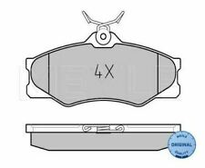 Front Brake Pad Set VW T25 Type 25 Transporter Camper 1986-1992 MEYLE 251698151C