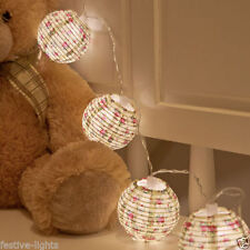 Chinese Lantern Fairy Lights