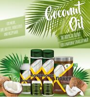 """NOVEX """"Coconut Oil"""" - Nourishment and Silkiness for Dry and Frizzy Hair"""