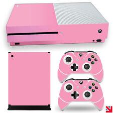 Baby Pink Xbox One S Skin Decal Vinyl Sticker Wrap