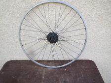 anciennes Jantes aluminium Roues vélo pignon normandy vieux cycle 700 / 20 C