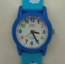 Reloj Q&Q by CITIZEN para niño 100M water resistant. Azul