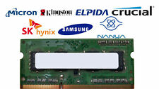 1GB DDR3-1066 PC3-8500S 1Rx8 DDR3 SDRAM  Laptop Memory