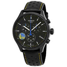 Tissot NBA Teams Special Golden State Warriors Edition Chronograph Men's Watch