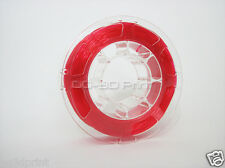 GO-3D PRINT Transparent Red Flexible TPE 3D Printing Filament 1.75mm (0.2kg)