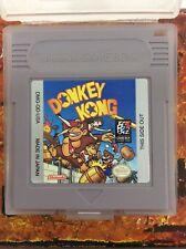 Donkey Kong Orig Nintendo Gameboy Tested Auth