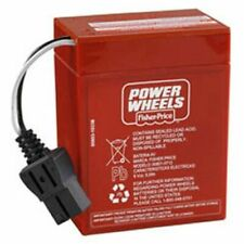 REPLACEMENT BATTERY FOR FISHER PRICE HOME DEPOT MIGHTY LOADER POWER WHEELS