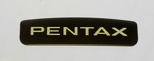 Pentax 67 Badge (Logo Plate) for 67 Finders