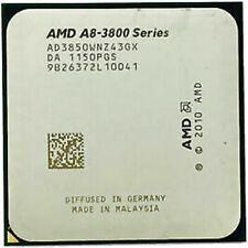 AMD A8-Series A8-3850 CPU Quad-Core(4-core) 2.9 GHz 4M Socket FM1 Processor 100W
