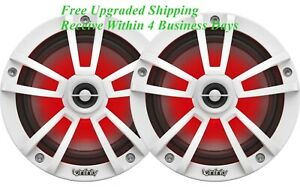 """Infinity 622MLW 6.5"""" 2-Way Marine Speakers with Built-in RGB LED Lights 622MLW"""