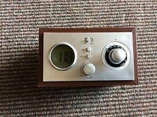 Mini radio à pile rétro portatif