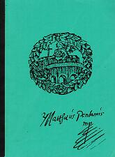 Hengst, 400 Jahre Buchdruck in Paderborn 1597 - 1997, Matthäus Pontanus Brückner