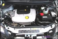 Renault Megane I / Scenic I + RX4 1.9 DCI Engine F9Q 732 1999-2003 *Tested* F8T