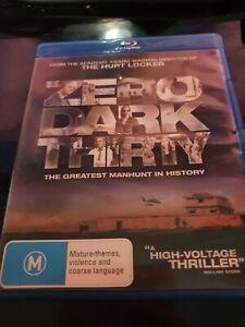 Zero Dark Thirty (2012) - Blu-Ray Jessica Chastain free post good condition