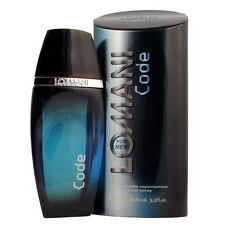 Lomani Code By Lomani EDT Perfume For Men 100 ml (Made In France)