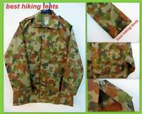 Auscam Military Army Long Sleeve Shirt Bdu Tactical Cotton Clothing FREE Shiping