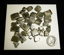Pyrite Cube Crystals Mexico 80 grams Protection Stones