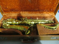 Buescher Aristocrat Alto Saxophone