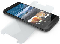 For HTC One M9 Screen Protector | Ghostek GLASS ARMOR Premium Tempered Glass