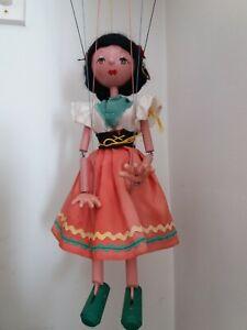 Vintage Gypsy Pelham puppet