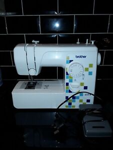 Brother LS14 Metal Chassis Sewing Machine - White