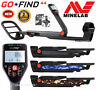 """NEW Minelab GO-FIND 44 Metal Detector With 10"""" WATERPROOF Search Coil"""