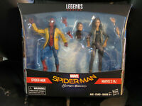 "Marvel Legends 6"" MJ + Jacketed Spider-Man Homecoming 2 Pack Target Exclusive"