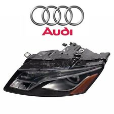 NEW Audi Q5 09-12 Driver Left Headlight Assembly Bi Xenon Genuine 8R0 941 029 AH
