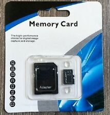 32GB microSD SDHC Flash TF Memory Card Class 10 Micro SD Free SD Adapter Retail