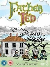 Father Ted The Complete Series 1-3 - DVD Region 2