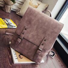 Fashion Women Ladies Quality Leather Backpack Shoulder Rucksack Hand Satchel