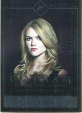 Gotham Season 1 Foil Character Bios Chase Card C07 Barbara Kean