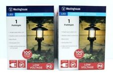 Ledhill Westinghouse LED Landscape Lighting 2 Pack 100 Lumen Use Only 1.2 Watt