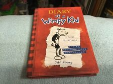 Diary of a Wimpy Kid:  by Jeff Kinney (2009, Hardcover)