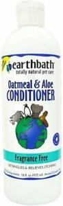 Fragrance Free Oatmeal & Aloe Conditioner by EARTHBATH, 16 oz 1 pack