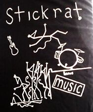 STICKRAT CUSTOM T-SHIRTS, MUSIC