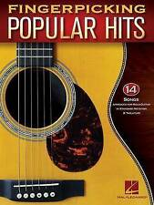 Fingerpicking Popular Hits (Guitar Solo) - TAB, Melody, Lyrics