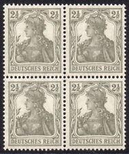 Mint Never Hinged/MNH Historical Figures European Stamp Blocks