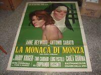 The Monks By Monza Manifesto 2F Original 1969